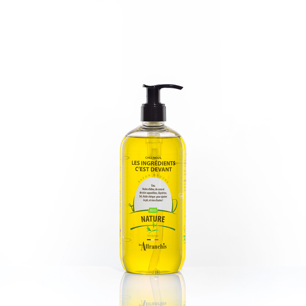 Gel douche Nature 500ml les Affranchis